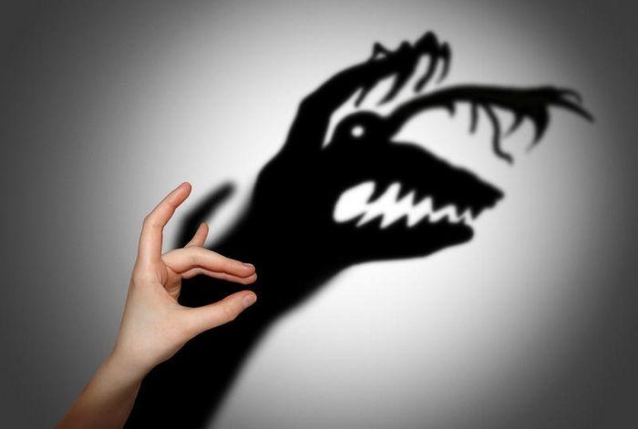 Коль присутствует страх, то откуда возьмётся сила?