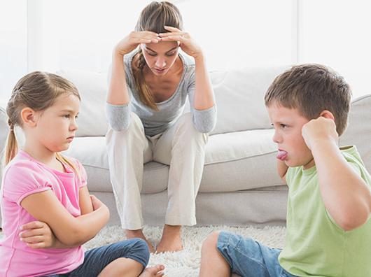 Бесконфликтное общение в семье