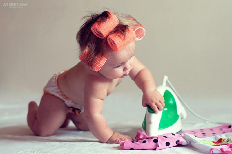Возрастные этапы психического развития ребёнка