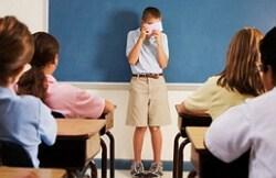 Школьная дезадаптация и факторы риска её появления
