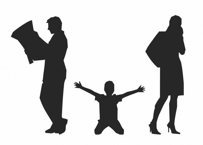 Как дети разных возрастов переживают развод родителей