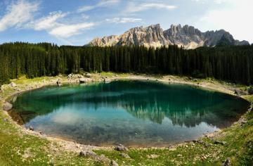 Чудесное озеро
