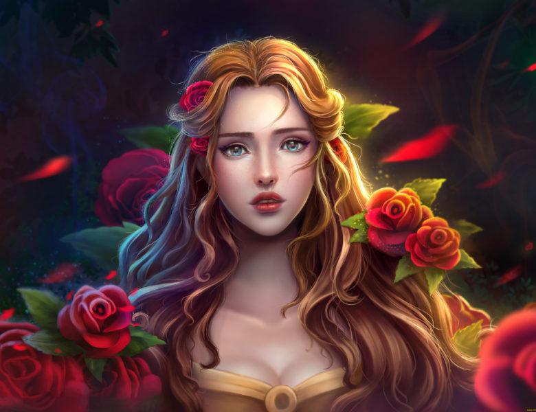 Как принцессу Лили чудище похитило.