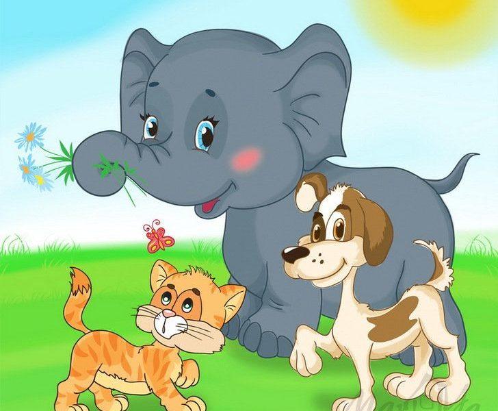 Сказка о дружбе (сказка для мальчиков)