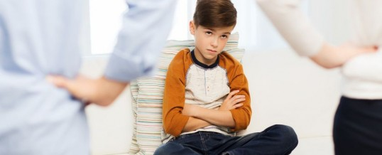 Откуда берутся неврозы у детей. Влияние семейного воспитания.
